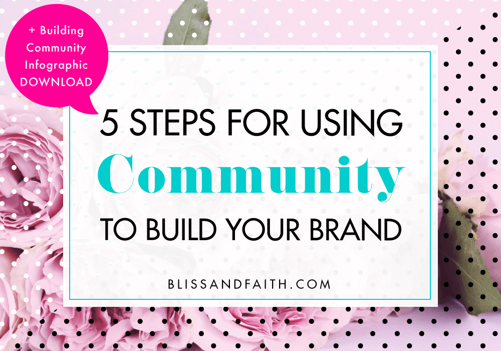 """<span class=""""entry-title-primary"""">5 Steps for Using Community to Build Your Brand</span> <span class=""""entry-subtitle"""">& Why It's Essential to the Growth + Success of It</span>"""